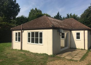 Thumbnail 3 bed bungalow to rent in Lynn Road, Swaffham