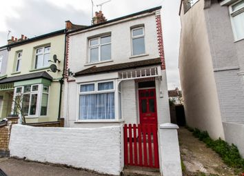 Thumbnail 3 bedroom end terrace house for sale in Hainault Avenue, Westcliff-On-Sea
