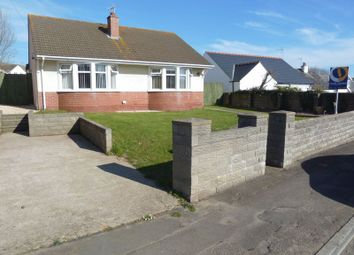 Thumbnail 3 bed detached bungalow for sale in Fonmon Road, Rhoose, Barry