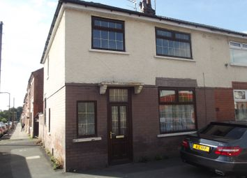Thumbnail 3 bedroom end terrace house to rent in Tiber Street, Preston