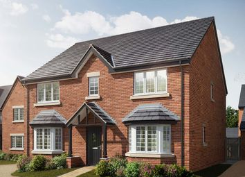 """Thumbnail 5 bedroom detached house for sale in """"The Attingham"""" at Holden Close, Biddenham, Bedford"""