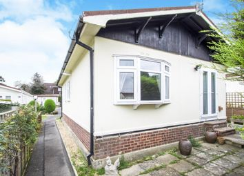 Thumbnail 2 Bed Mobile Park Home For Sale In Barnes Road Bournemouth