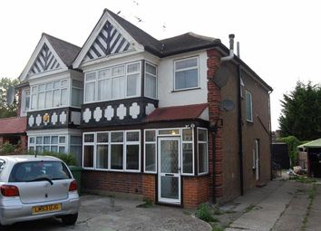 Thumbnail 3 bed semi-detached house to rent in Derwent Gardens, Wembley