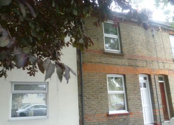 Thumbnail 3 bed property to rent in Castle Road, Chatham