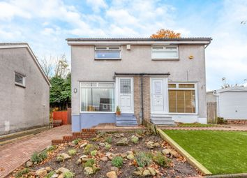 Thumbnail 2 bed semi-detached house for sale in 16 Carron Crescent, Lenzie