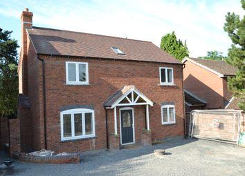Thumbnail 4 bed detached house for sale in Beaumaris Lodge, Plot 1, Beaumaris Road, Newport