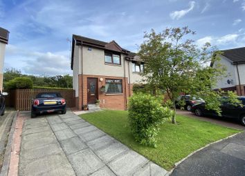 Thumbnail 2 bed semi-detached house for sale in Ashley Park, Uddingston, Glasgow