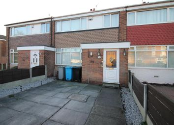 Thumbnail 3 bed terraced house for sale in Kingsway Park, Urmston, Manchester