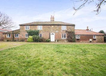 Thumbnail 5 bedroom detached house for sale in Back Lane, West Winch, King's Lynn