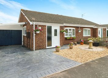 Thumbnail 2 bed bungalow for sale in Hereford Close, Barwell, Leicester