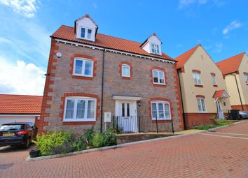 Thumbnail 5 bedroom detached house for sale in Foxglove Close, Stoke Gifford, Bristol