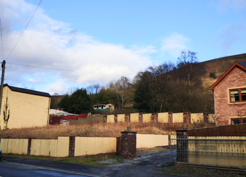 Thumbnail Land for sale in Victoria Street, Pontycymer, Bridgend