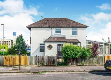 Thumbnail 3 bedroom detached house for sale in Crowell Road, Oxford