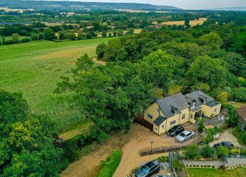 5 bed detached house for sale in London Road, Wrotham Heath, Sevenoaks TN15