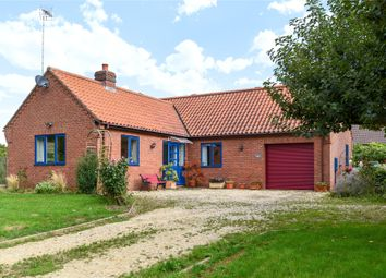 Thumbnail 3 bed bungalow for sale in Galley Hill Close, Sleaford