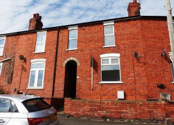 Thumbnail 3 bed terraced house for sale in Alexandra Terrace, Lincoln