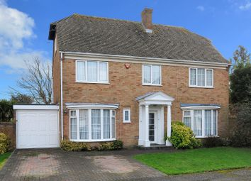 Thumbnail 5 bed detached house for sale in Corone Close, Folkestone