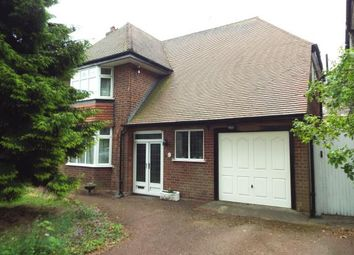 Thumbnail 4 bed detached house for sale in Russell Drive, Wollaton, Nottingham, Nottinghamshire