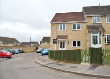 Thumbnail 3 bed end terrace house to rent in Nortonwood, Nailsworth, Gloucestershire
