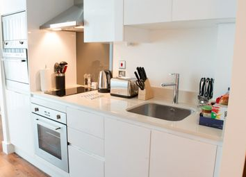 Thumbnail 3 bedroom flat to rent in Cannon Drive, London