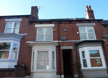 Thumbnail 1 bed terraced house to rent in Peveril Road, Sheffield