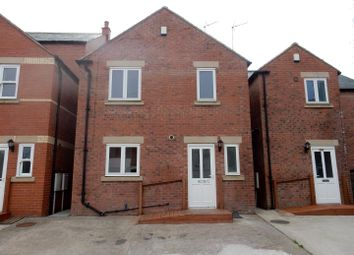 Thumbnail 3 bed detached house to rent in Beaver Place, Worksop