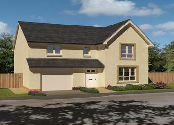 "Thumbnail 4 bed detached house for sale in ""Inveraray"" at Chapelton Road, Cumbernauld, Glasgow"