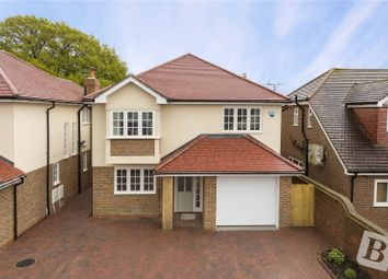 Thumbnail 4 bed detached house for sale in Maidstone Road, Gillingham, Kent