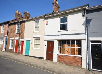2 bed terraced house to rent in Station Street, Lymington SO41