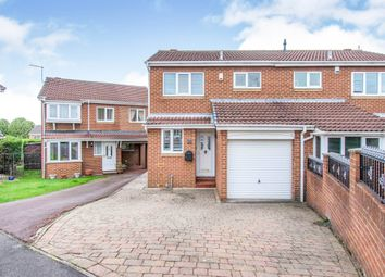 Thumbnail 2 bed semi-detached house for sale in Cook Avenue, Maltby, Rotherham