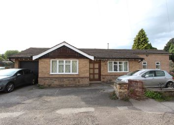 Thumbnail 2 bedroom detached bungalow for sale in Matlock Green, Matlock