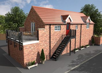 Thumbnail 2 bedroom flat for sale in Curtis Fields, Coningsby