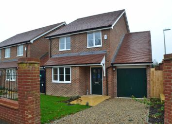 Thumbnail 3 bed link-detached house for sale in Wallis Gardens, Newbury