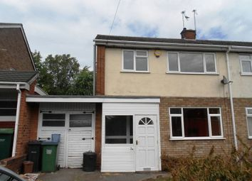 Thumbnail 3 bedroom semi-detached house to rent in Mincing Lane, Rowley Regis