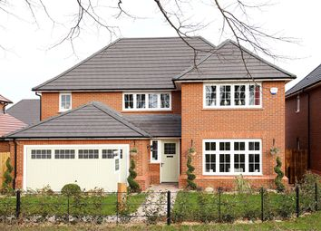 Thumbnail 4 bedroom detached house for sale in Lightfoot Lane, Preston