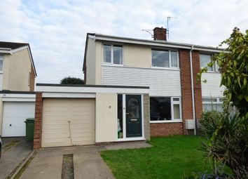 Thumbnail 3 bed semi-detached house for sale in Linden Close, Winterbourne, Bristol