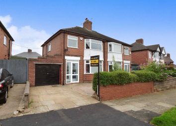Thumbnail 3 bedroom semi-detached house for sale in Highfield Drive, Blurton, Stoke-On-Trent