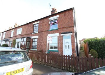 Thumbnail 2 bedroom property to rent in Sapcote Road, Stoney Stanton, Leicester