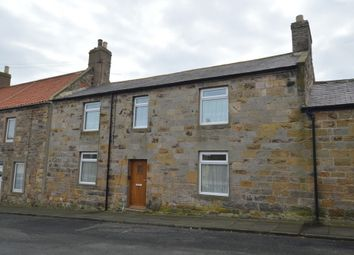 Thumbnail 3 bed terraced house for sale in West Street, Belford, Northumberland