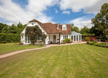 Thumbnail 4 bed detached house to rent in Mill Green, Headley, Thatcham