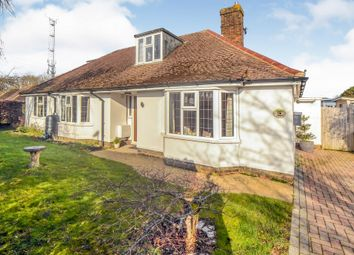 Thumbnail 4 bed detached bungalow for sale in Church Lane, Lewes