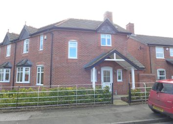 Thumbnail 3 bed semi-detached house for sale in Longbutt Lane, Lymm