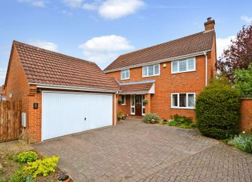 Thumbnail 4 bed detached house for sale in Chesterfield Close, Stone, Aylesbury