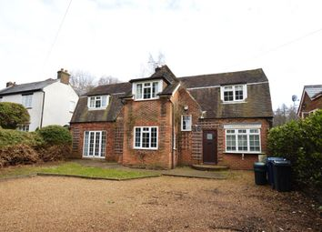 Thumbnail 4 bed detached house to rent in Hazlemere Road, Penn