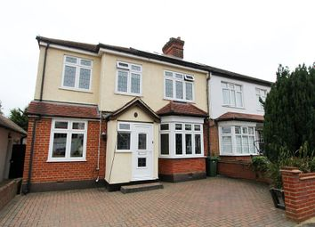 Thumbnail 5 bed semi-detached house for sale in Argyle Gardens, Upminster, London