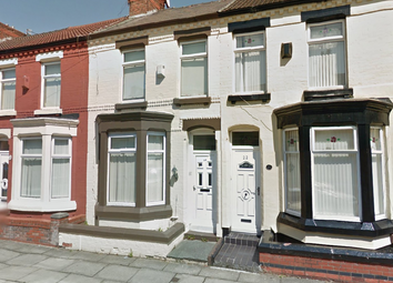 Thumbnail 3 bedroom terraced house to rent in Manton Road, Liverpool