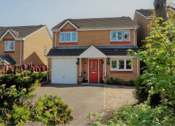 Thumbnail 4 bed detached house for sale in Churchwood, Pontypool