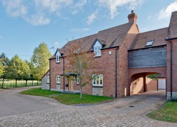 Thumbnail 3 bed link-detached house for sale in Church Fields, Alcester