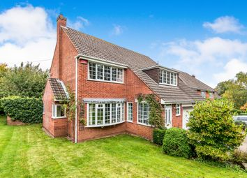 Thumbnail 4 bed detached house for sale in Bulldog Lane, Lichfield