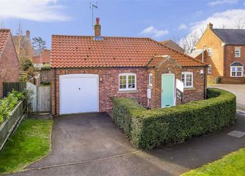 Thumbnail 2 bed detached bungalow for sale in Back Lane, Whixley, York